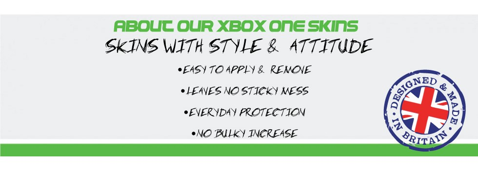 about xbox one skins