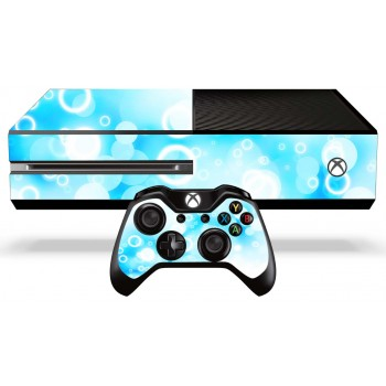 Xbox One Skin - Bubbles