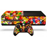 Xbox One Skin - Jelly Beans